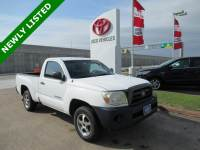 Used 2007 Toyota Tacoma Base Truck RWD For Sale in Houston