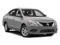 Pre-Owned 2015 Nissan Versa 1.6 S Plus FWD 4D Sedan