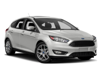 Pre-Owned 2017 Ford Focus SE FWD 4D Hatchback