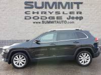 2014 Jeep Cherokee 2WD Limited: LIMITED-FWD-BACKUP CAM-HEATED SEATS A FWD Limited