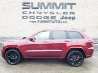 2018 Jeep Grand Cherokee 4x4 Altitude: ALTITUDE-NAV-4WD-BACKUP CAM-HEATED S Altitude 4x4 *Ltd Avail*