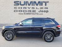 2018 Jeep Grand Cherokee 4x4 Limited: LIMITED-NAV-MOON-4WD-BLIND SPOT-BACKU Limited 4x4