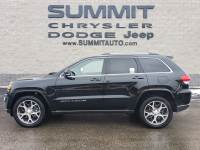 2018 Jeep Grand Cherokee 4x4 Limited: LIMITED-STERLING-4WD-NAV-MOON-BACKUP Sterling Edition 4x4 *Ltd Avail*