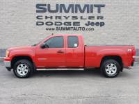 2013 GMC Sierra 1500 4x4 Extended Cab SLE w/ Z71: EXTENDED-SHORT-SLE1-Z 4WD Ext Cab 143.5 SLE