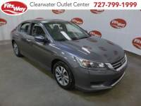 Used 2015 Honda Accord Sedan for Sale in Clearwater near Tampa, FL