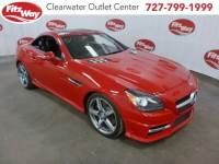 Used 2015 Mercedes-Benz SLK-Class for Sale in Clearwater near Tampa, FL