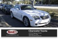 2004 Chrysler Crossfire 2dr Cpe Coupe in Clearwater