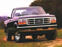 Used 1996 Ford F-150 XL for Sale in Pocatello near Blackfoot