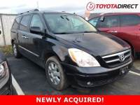 2007 Hyundai Entourage Limited Van Front-wheel Drive