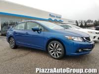 Certified 2015 Honda Civic Sedan EX-L in Springfield, PA