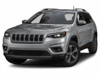 Used 2019 Jeep Cherokee LIMITED 4X4 SUNROOF NAVIGATION LEATHER LOADED in Ardmore, OK
