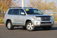 2013 Toyota Land Cruiser Base SUV