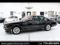 1985 BMW 635CSi M635CSI