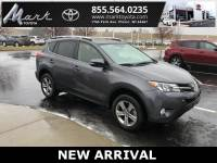 Certified Pre-Owned 2015 Toyota RAV4 XLE w/Bluetooth, Backup Camera & Moonroof SUV in Plover, WI