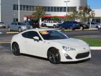 Certified Pre-Owned 2016 Scion FR-S 2dr Cpe Man RWD