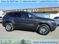 2014 Jeep Grand Cherokee Limited 4WD * Only 31k Miles! * w/ Navi! LOADED!