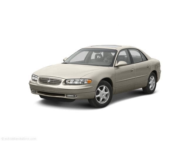 Photo Used 2002 Buick Regal LS For Sale in Daytona Beach, FL