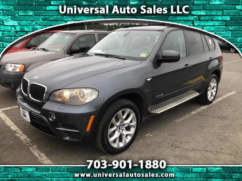 Photo 2011 BMW X5 xDrive 35i Premium Backup Camera, Navigation, Full