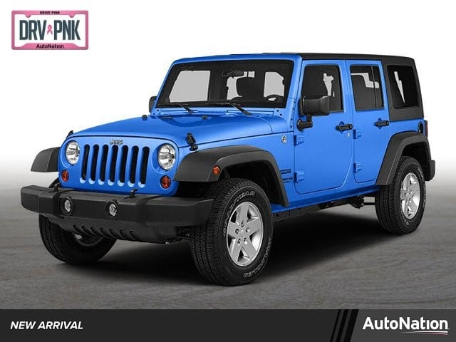 Photo 2015 Jeep Wrangler Unlimited Rubicon Hard Rock