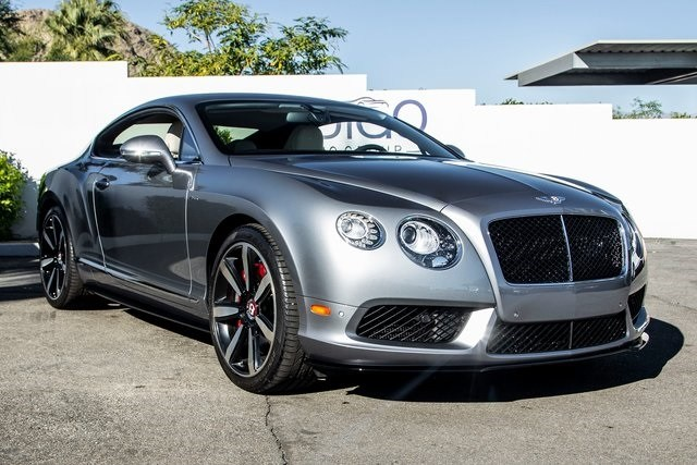 Photo 2015 Bentley Continental GT V8 S Coupe