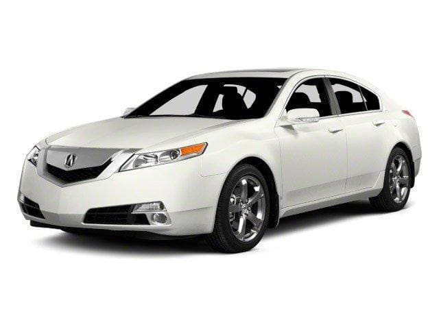 Photo Pre-Owned 2011 Acura TL 3.5 wTechnology Package A5 Sedan for sale in Freehold,NJ