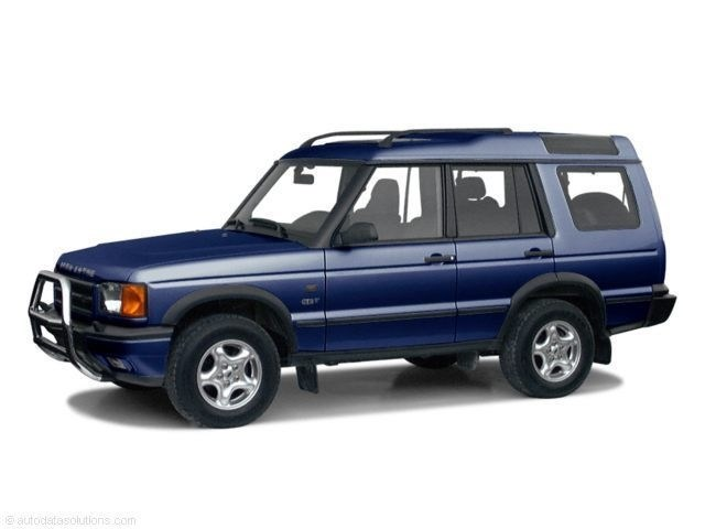 Photo 2001 Land Rover Discovery Series II For Sale in Utah