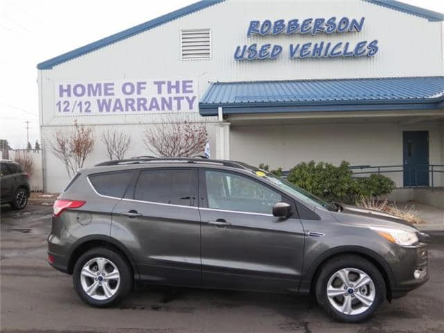 Photo Certified Pre-Owned 2016 Ford Escape SE 4x4 SUV For Sale Bend, OR