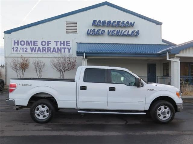 Photo Used 2013 Ford F-150 XLT 4x4 SuperCrew Cab Styleside 6.5 ft. box 157 in Crew Cab Short Bed Truck For Sale Bend, OR