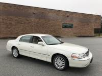 Used 2005 Lincoln Town Car For Sale at Paul Sevag Motors, Inc. | VIN: 1LNHM81W55Y608304