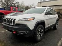 Used 2014 Jeep Cherokee Trailhawk 4x4 SUV in Eugene