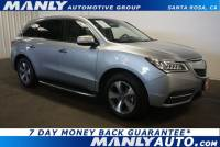 Used 2016 Acura MDX FWD 4dr