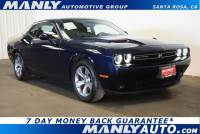 Used 2015 Dodge Challenger SXT Coupe