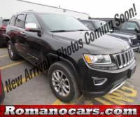 2015 Jeep Grand Cherokee Limited 4x4 SUV for sale near Syracuse, NY