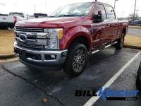 Certified Used 2017 Ford Super Duty F-250 SRW Lariat Crew Cab Pickup 8 4WD in Tulsa