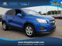 Pre-Owned 2016 Chevrolet Trax LS SUV in Tampa FL