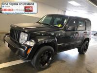 Pre-Owned 2012 Jeep Liberty Sport SUV in Oakland, CA