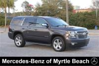 Used 2015 Chevrolet Tahoe LTZ SUV For Sale in Myrtle Beach, South Carolina