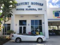 2006 Chrysler Sebring Conv Touring Leather Suede Seats Alloy Wheels Clean CarFax