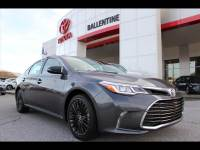 2016 Toyota Avalon Touring Sedan Front-wheel Drive