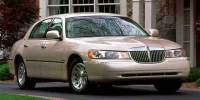 Pre-Owned 1999 Lincoln Town Car Cartier RWD 4dr Car