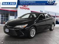 Used 2016 Toyota Camry LE for sale in Warwick, RI