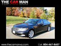2008 Lexus LS 600h L Luxury Sedan