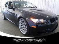 Pre-Owned 2011 BMW M3 Base in Greensboro NC