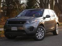 Certified Pre-Owned 2016 Land Rover Discovery Sport SE SUV