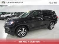 PRE-OWNED 2016 HONDA PILOT ELITE WITH NAVIGATION & AWD