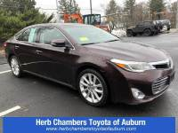 Used 2013 Toyota Avalon Limited Sedan Front-wheel Drive in Auburn, MA