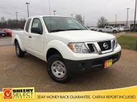 2019 Nissan Frontier S Truck King Cab I-4 cyl