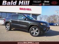 Certified Used 2016 Jeep Grand Cherokee Limited 4x4 SUV in Warwick