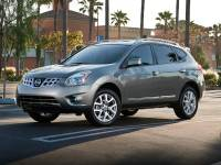 2012 Nissan Rogue S SUV Front-wheel Drive