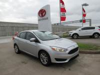 Used 2017 Ford Focus SE Sedan FWD For Sale in Houston